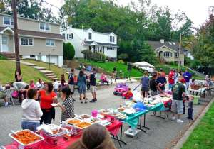 Throw a Block Party and meet your neighbors!